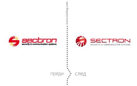 Сектрон - ново лого