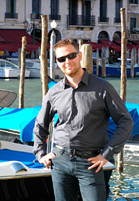 Мирослав Димитров, дизайнер във Ферари