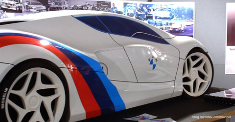 Дизайн на Миро - BMW T1 Motorsport1
