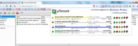 Google uTorrent